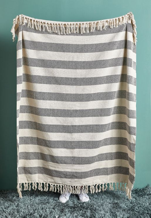 Arizona Stripe Blanket Throw