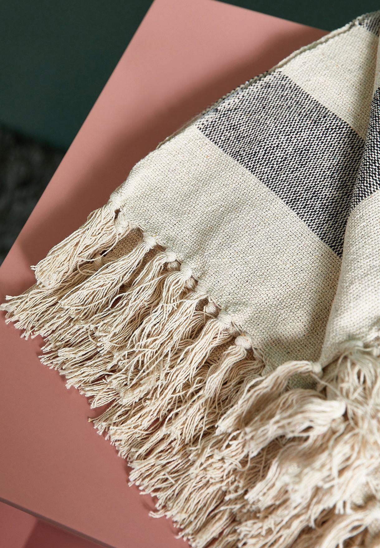 Arizona Stripe Blanket Throw