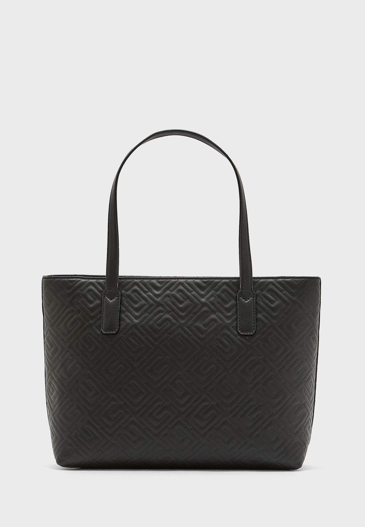 Janay Textured Tote