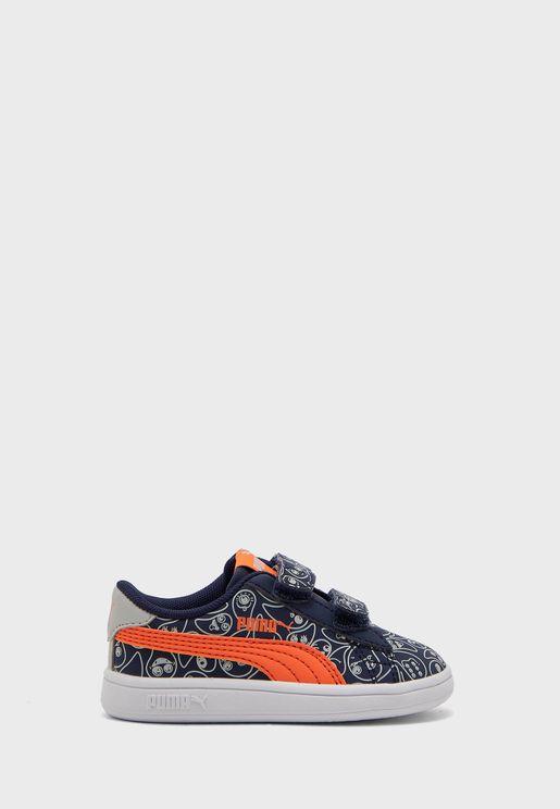 حذاء سماش في 2 مونستر فاميلي