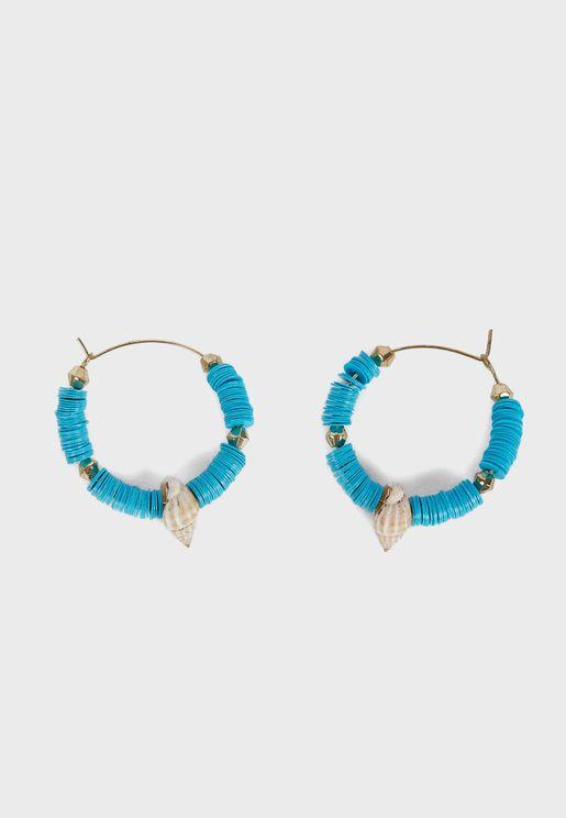 Recife Hoop Earrings