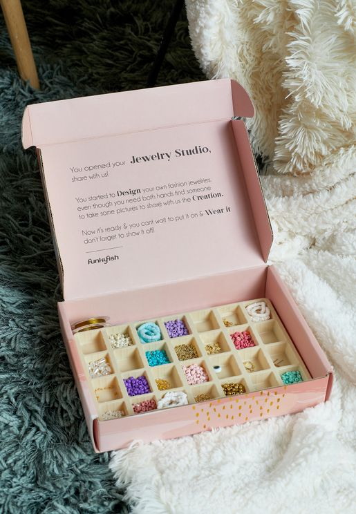 Pastel Vibe Jewellery DIY Kit
