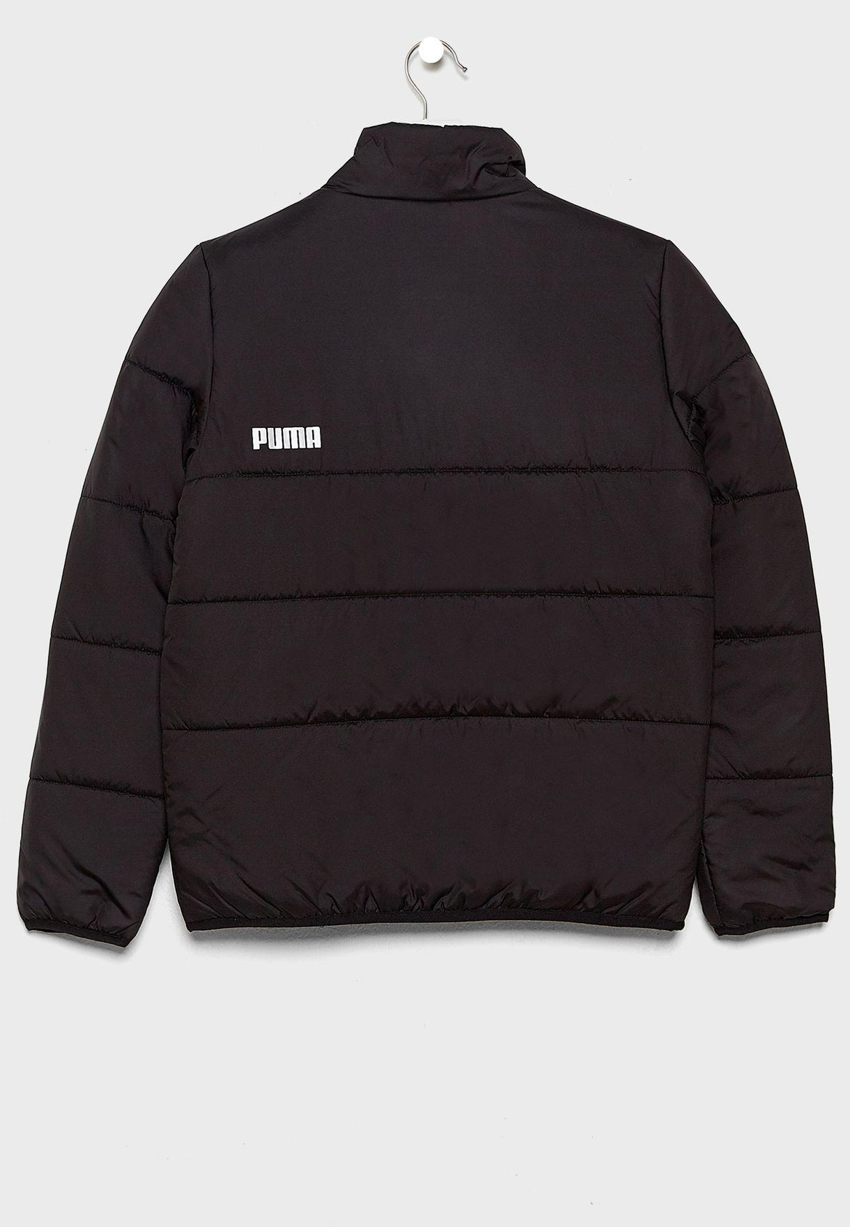 Kids Essential Padded Jacket
