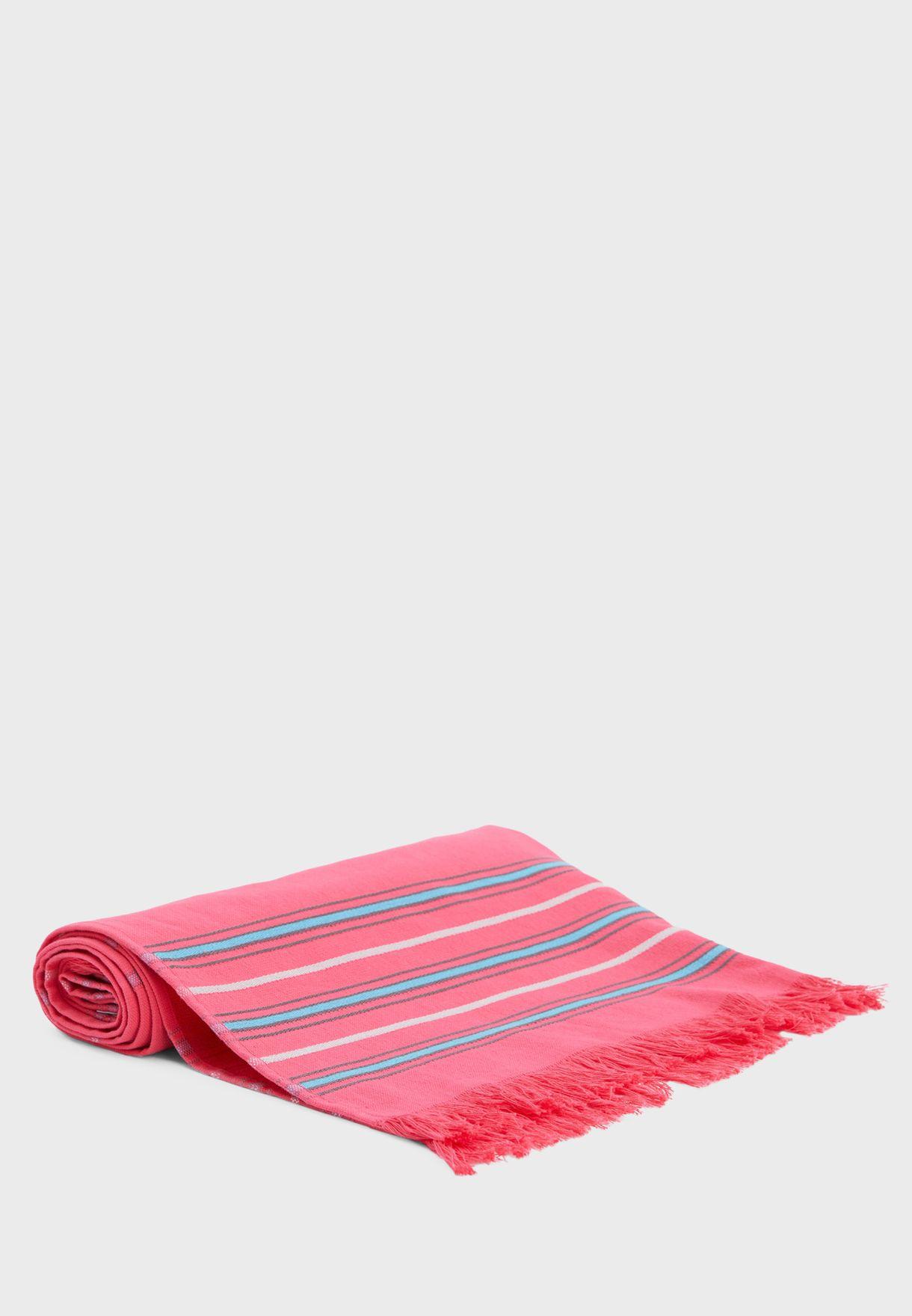 Printed Beach Towel