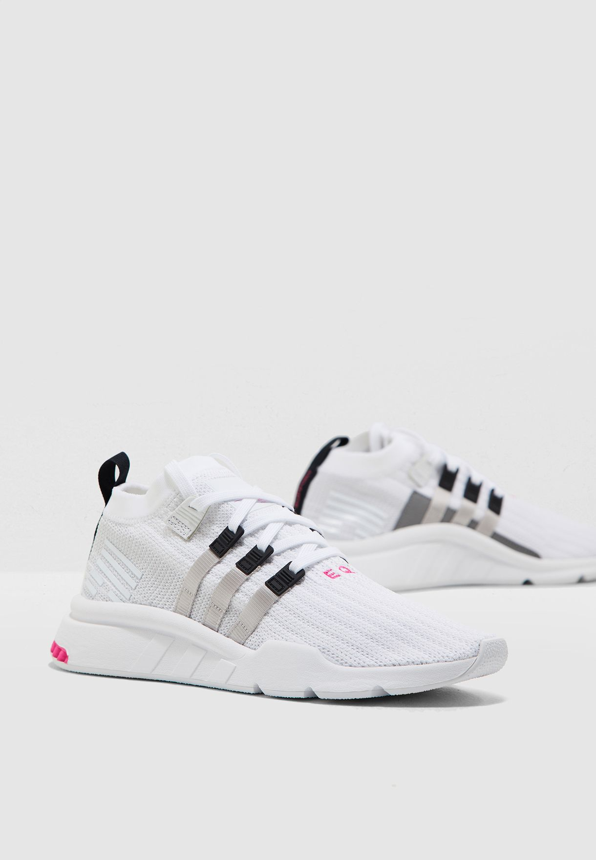 56b3ce003c77 Shop adidas Originals white EQT Support Mid ADV BD7502 for Men in UAE -  14448SH62RAP