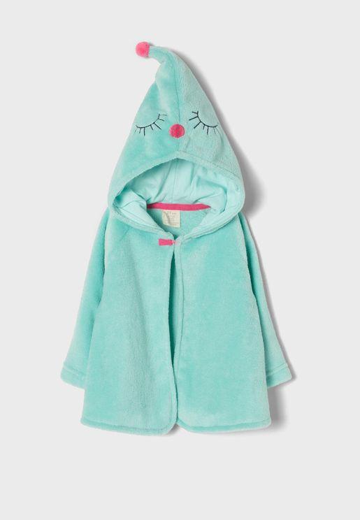 Infant Hooded Robe