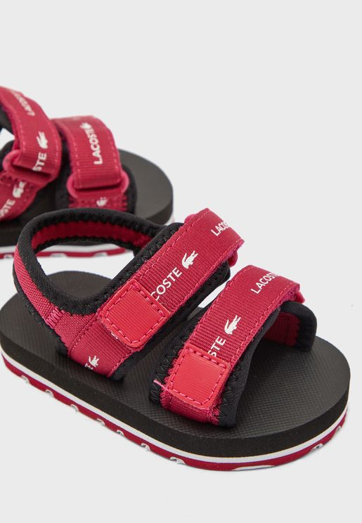 Kids Double Strap Sandal