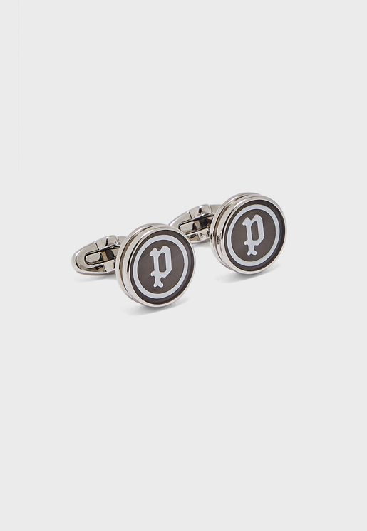 Logo Cuff Links