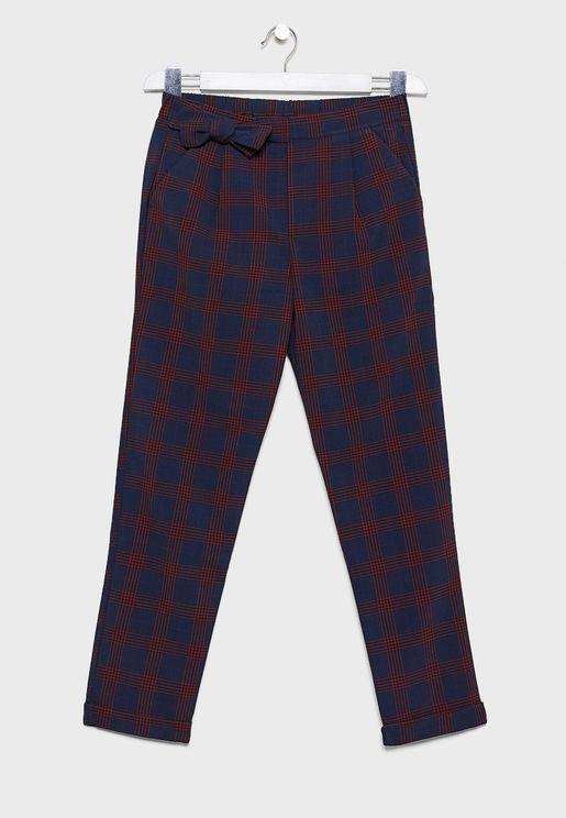 Kids Berry Sweatpants