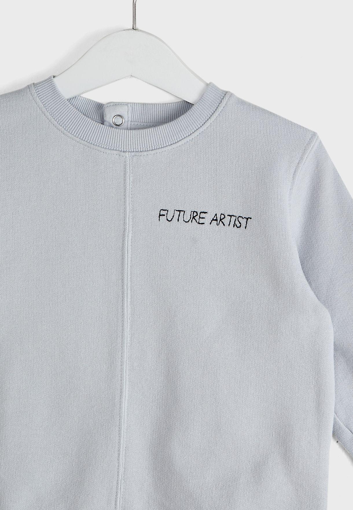 Infant Future Artist Sweatshirt
