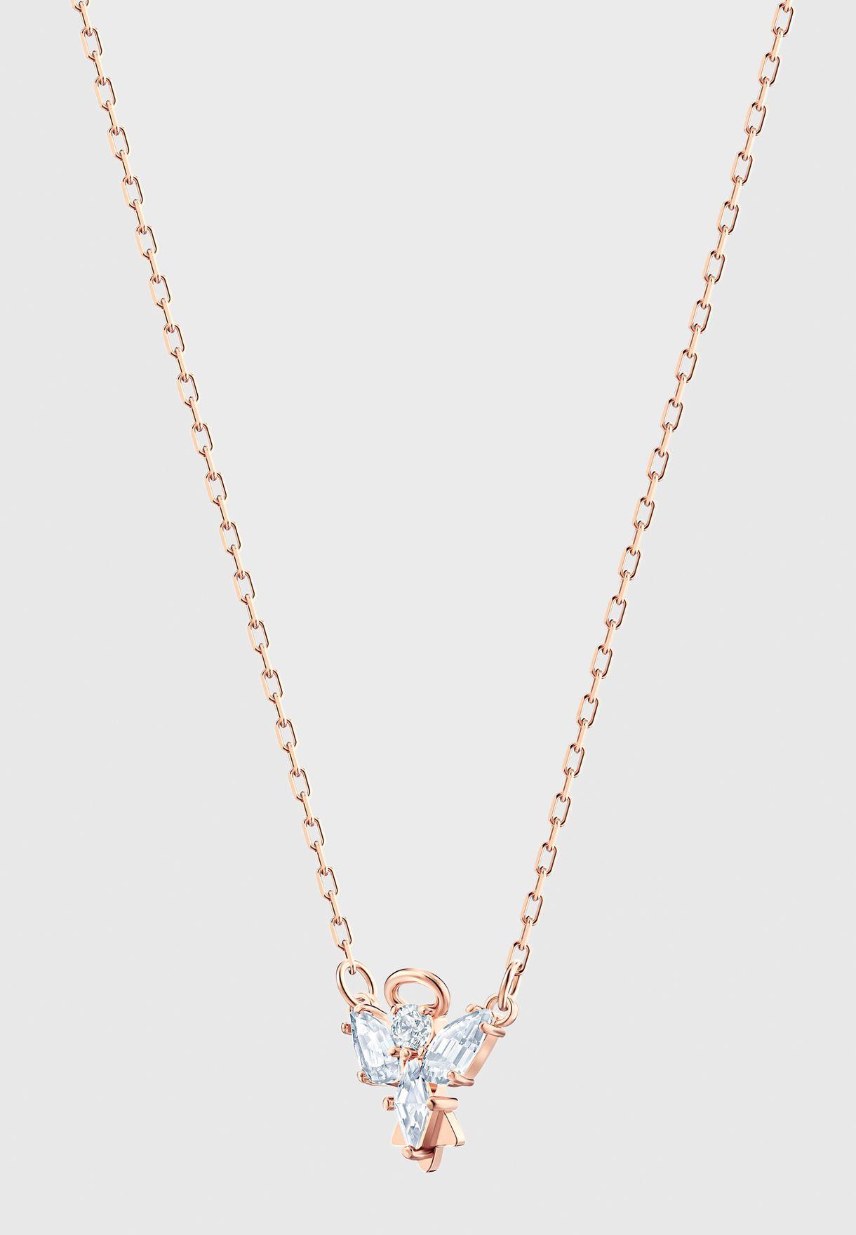 Magic Angel Pendant Necklace