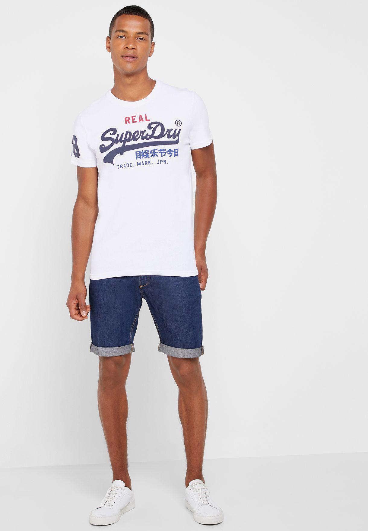 Premium Goods Crew Neck T-Shirt