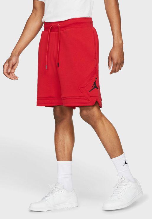 Jordan Essential Fleece Diamond Shorts