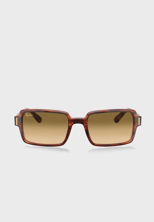 0RB2189 Rectangle Sunglasses