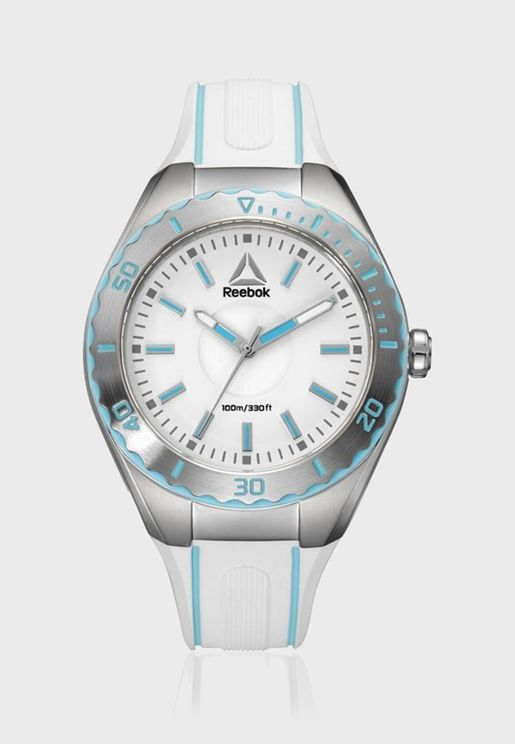 Fran Analog Watch