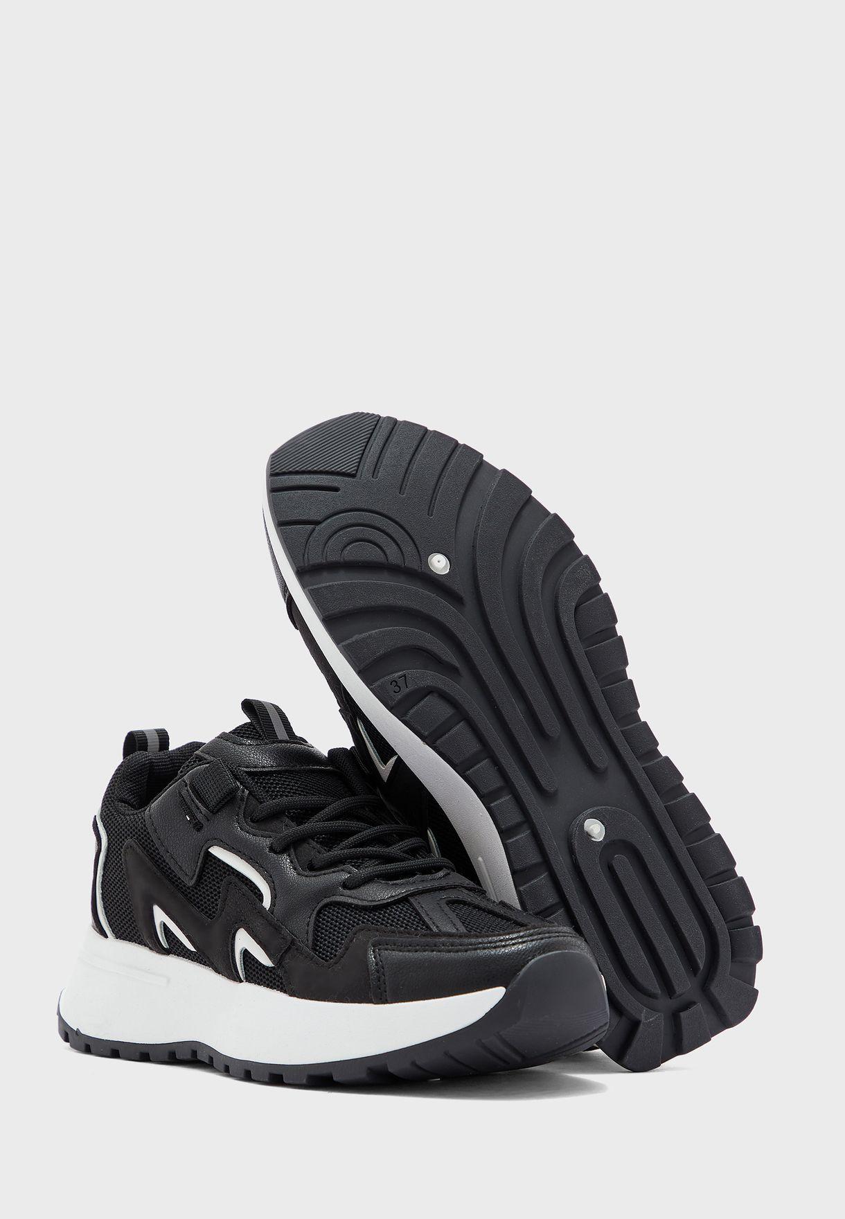 Mono Chrome Sneakers