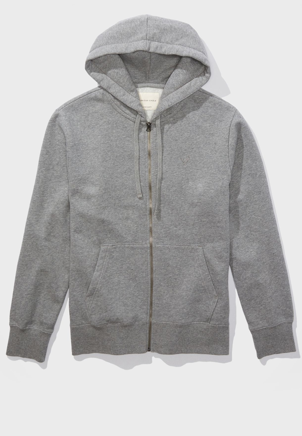 Essential Zip Through Hoodie