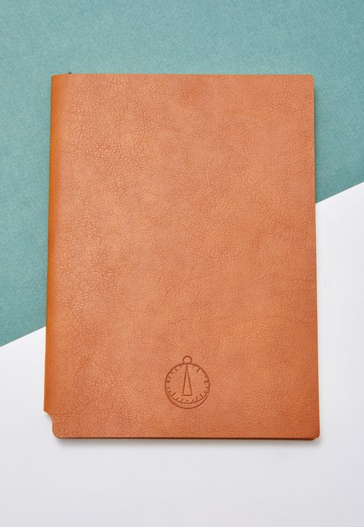 Compass A5 Notebook