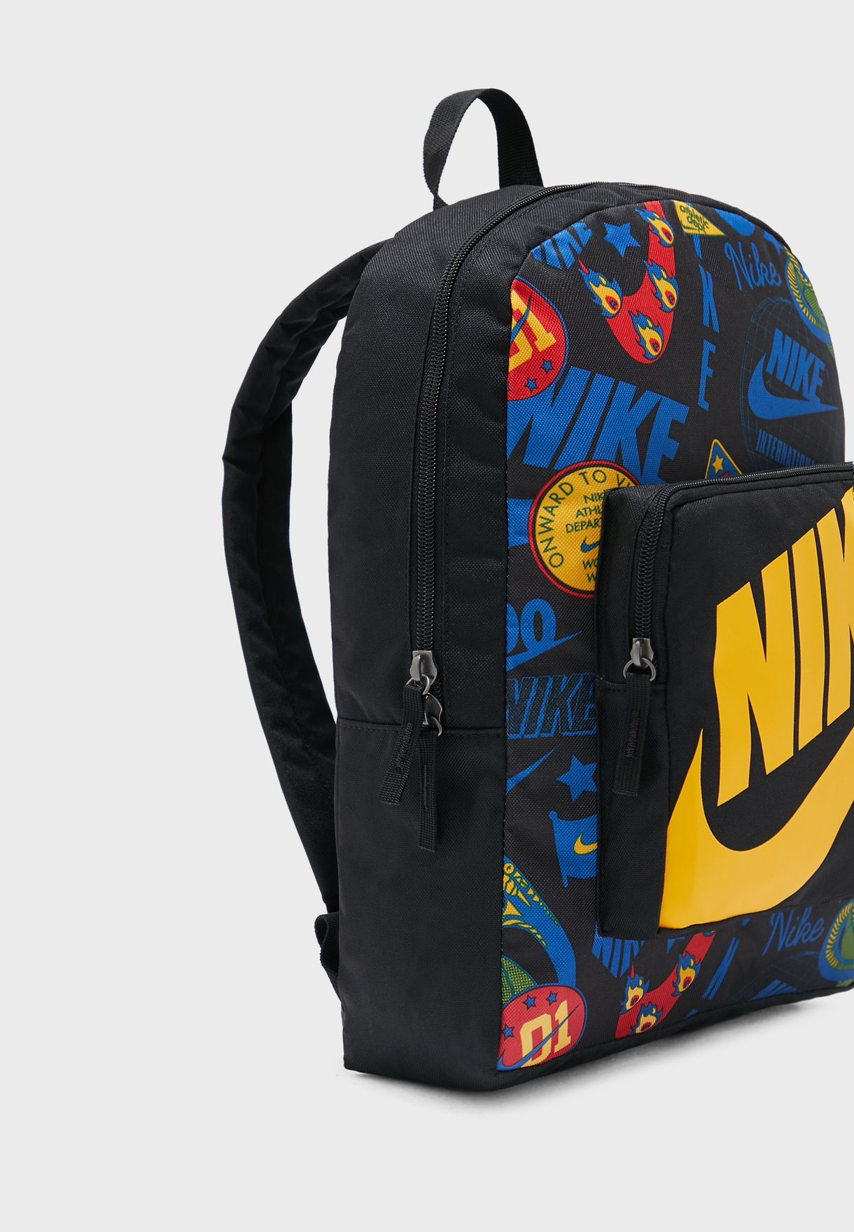 Arroyo golondrina Estallar  Buy Nike prints Classic AOP Backpack for Kids in MENA, Worldwide |  BA5995-013