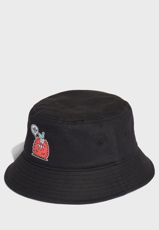 Trefoil Bucket Hat