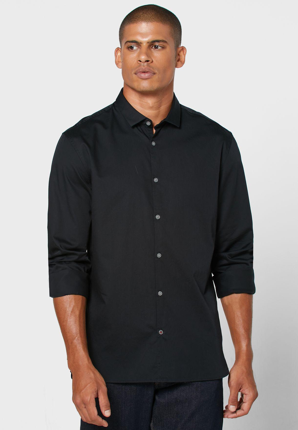 Ross Slim Fit Shirt