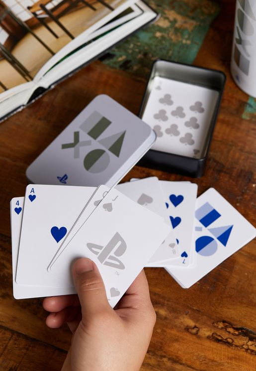PlayStation 5 Playing Cards