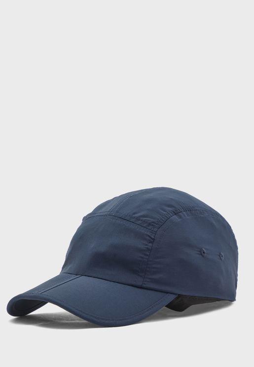 Casual Curve Peak Cap