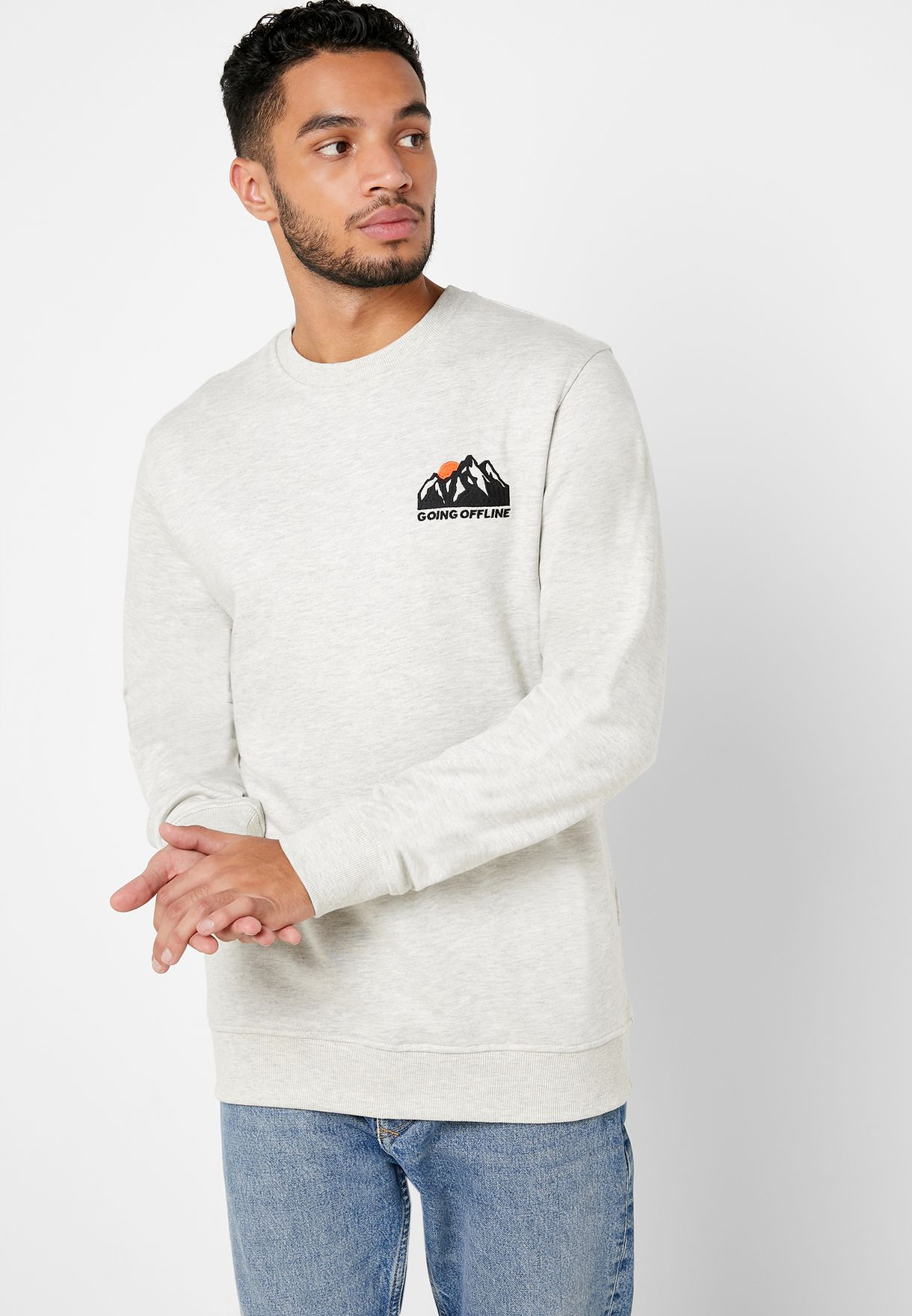 Publish Sweatshirt