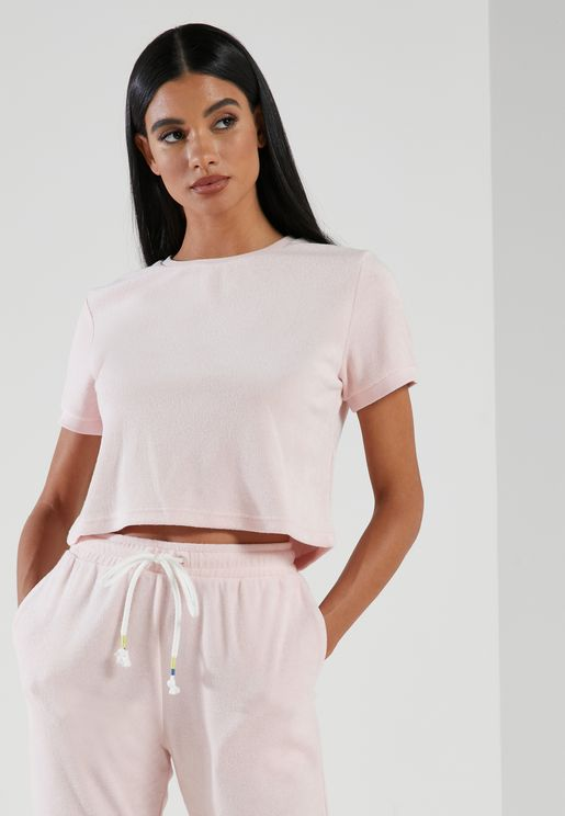 Florencia Cropped T-Shirt