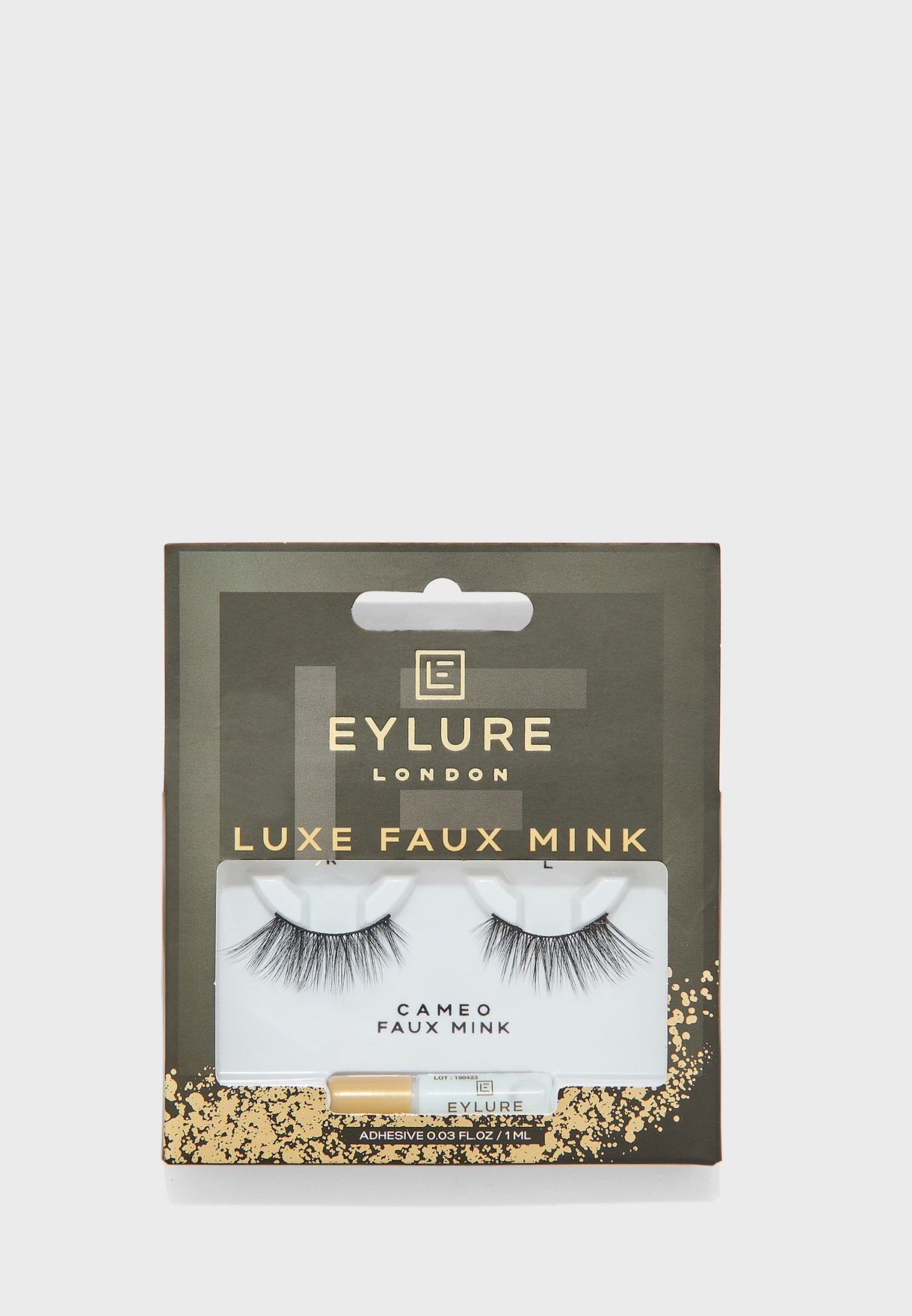 92f03093ca8 Shop Eylure black Luxe Collection Lashes - Cameo 5.01152E+12 for ...