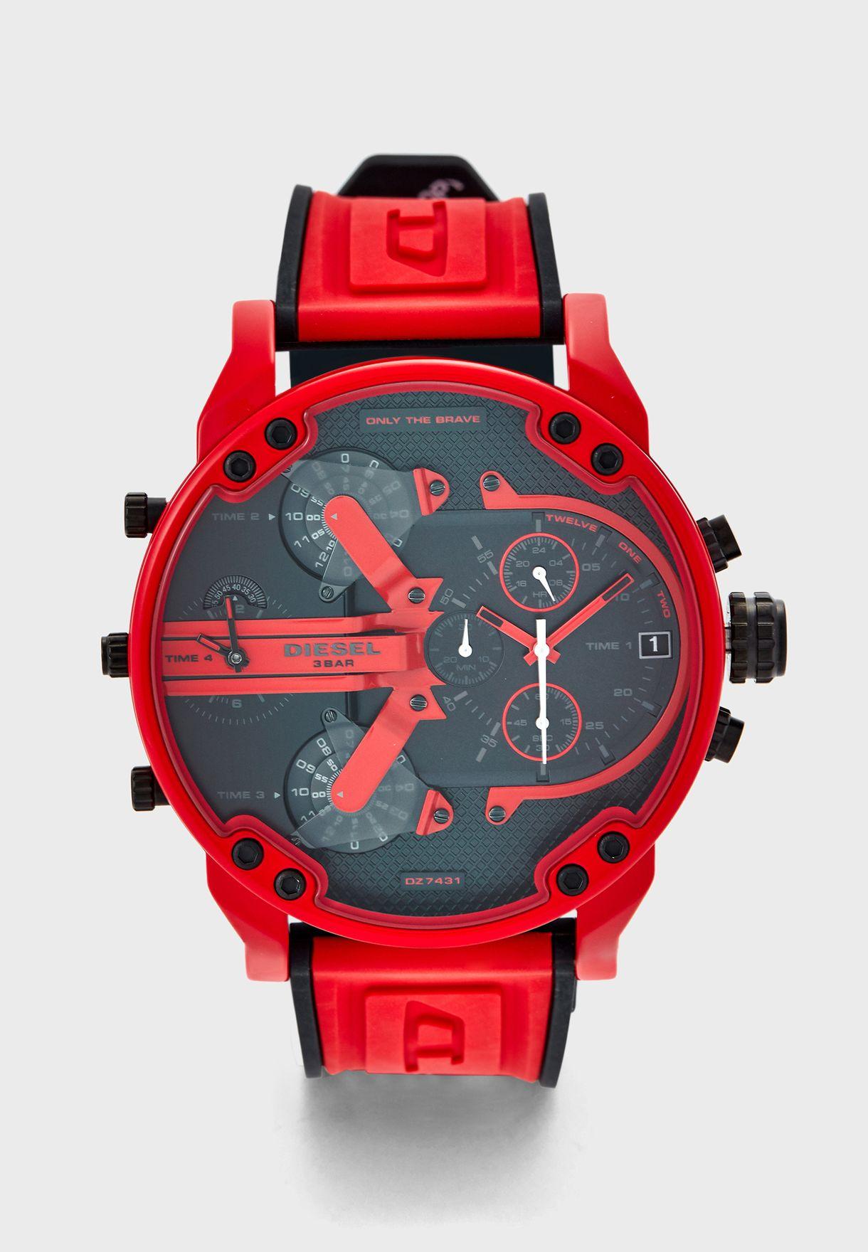 DZ7431 Daddy 2.0 Analog Watch