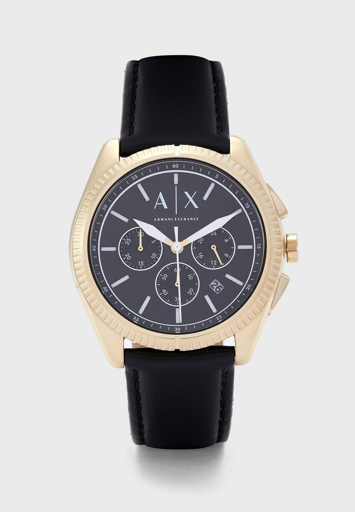 AX2854 Analog Watch