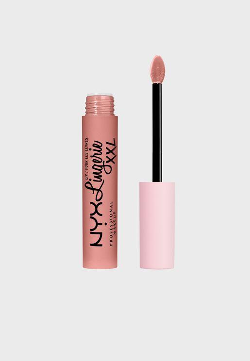 Lip Lingerie Xxl  Liquid Lipstick Undressd