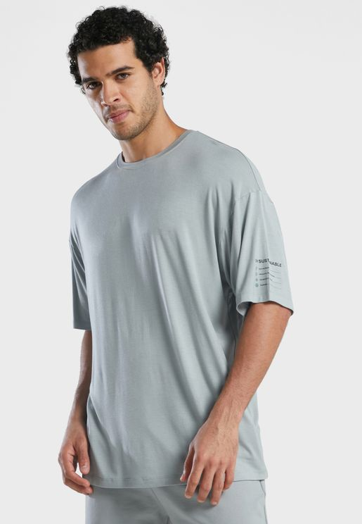 FRWD Sustainable Relaxed Fit T-Shirt
