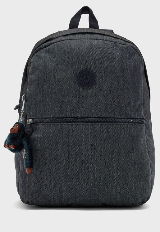 Emery Marine Navy Backpack