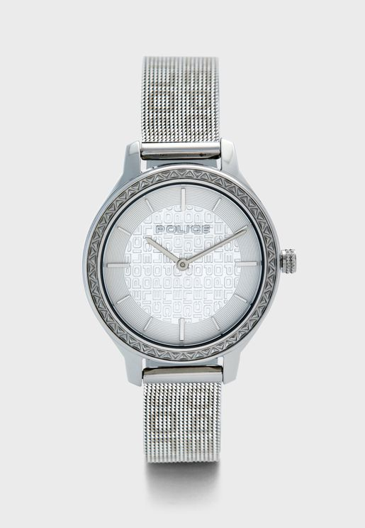 Cocora Leather Strap Analog Watch