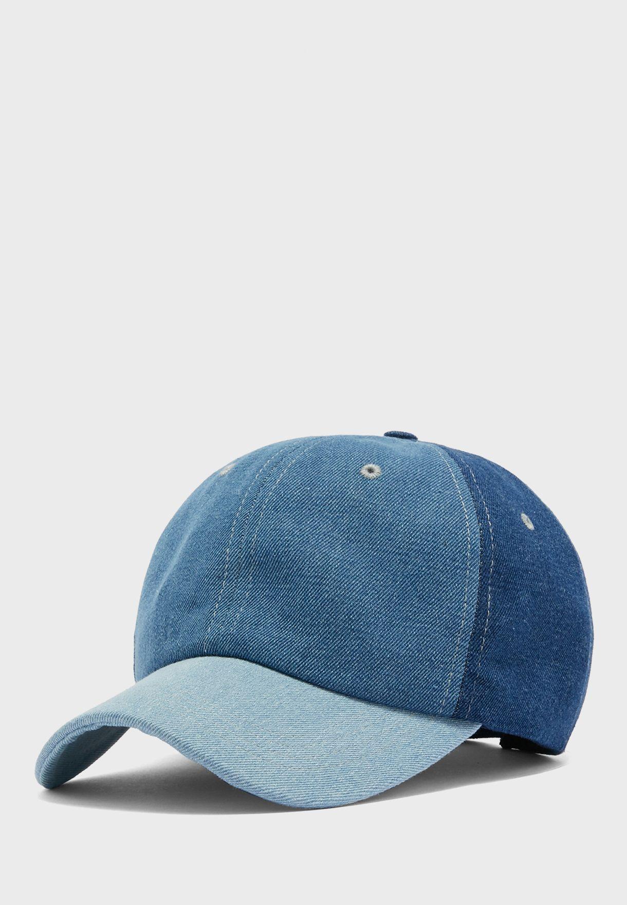 Colour Block Cap