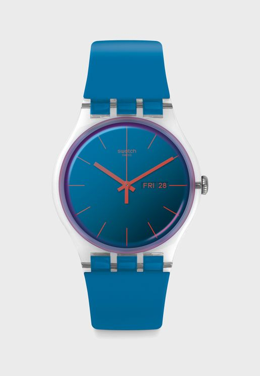 Polablue Analog Watch