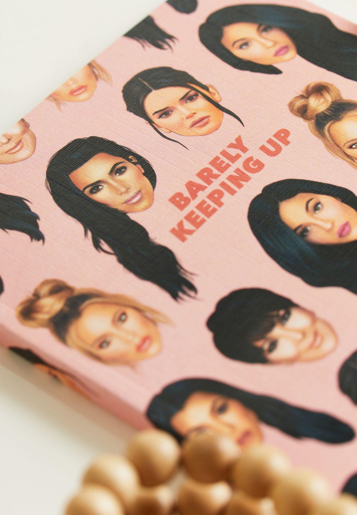 A5 Kardashians Notebook