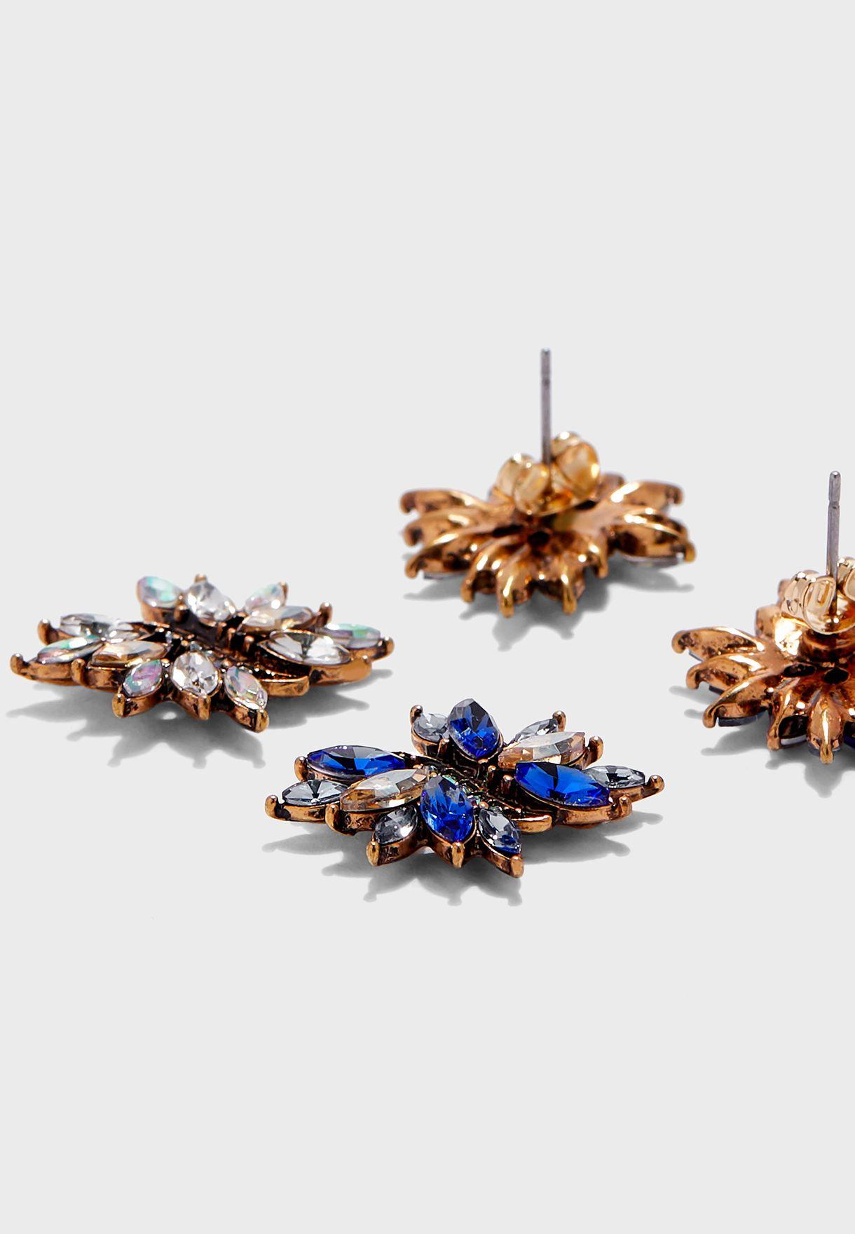Butterfly 2-Pack Earrings