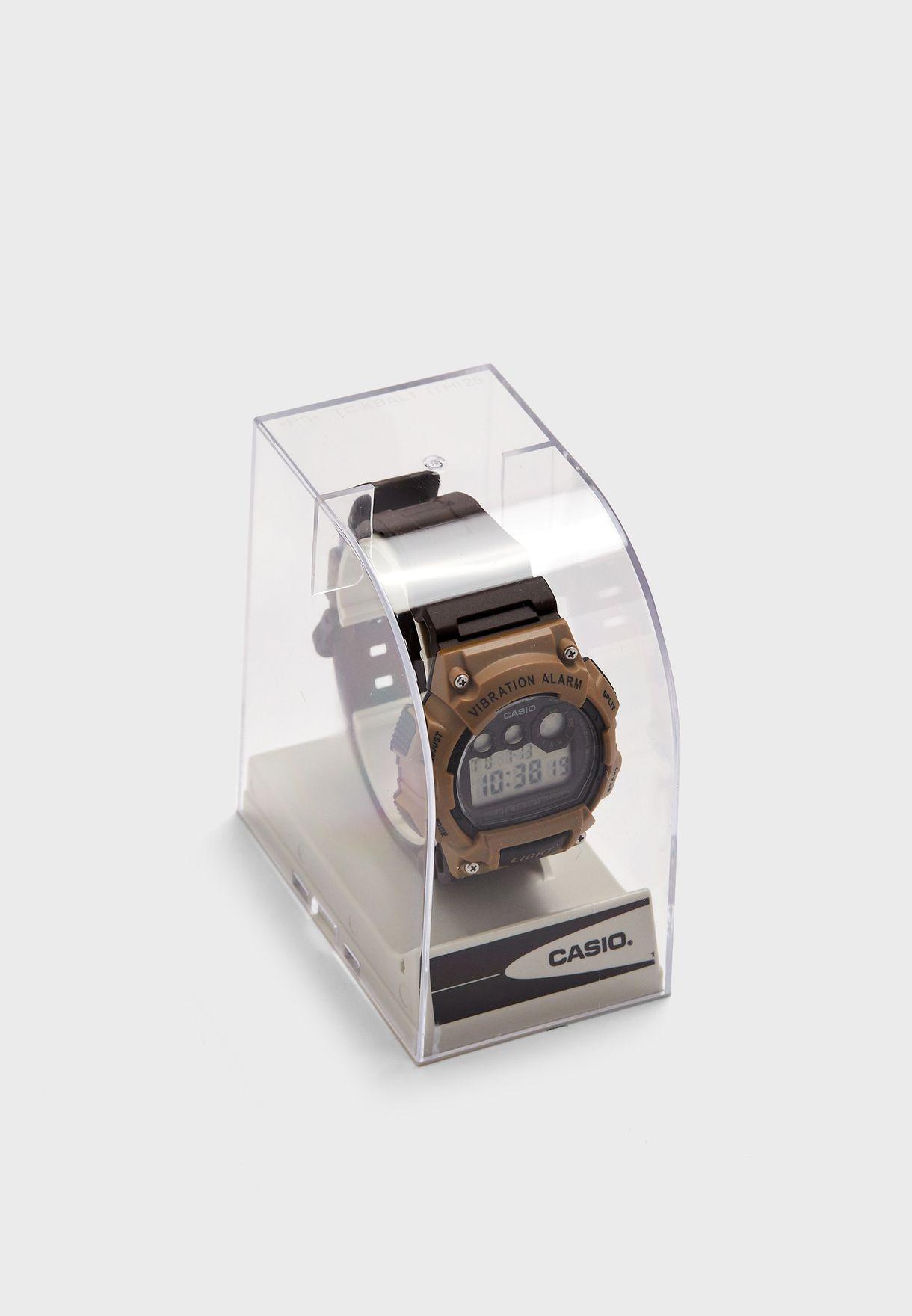 ساعة رقمية كرونوغراف