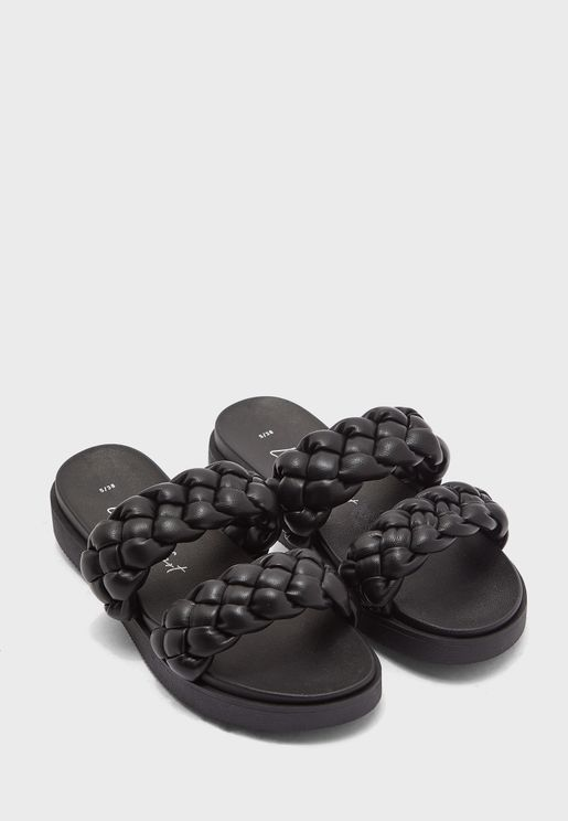 Frenchie Flat Sandals