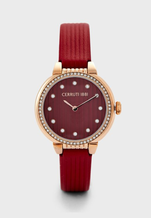 Carinzia Analog Watch
