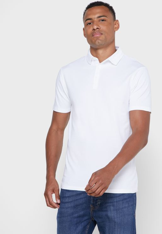 2 Pack Muscle Fit Polo