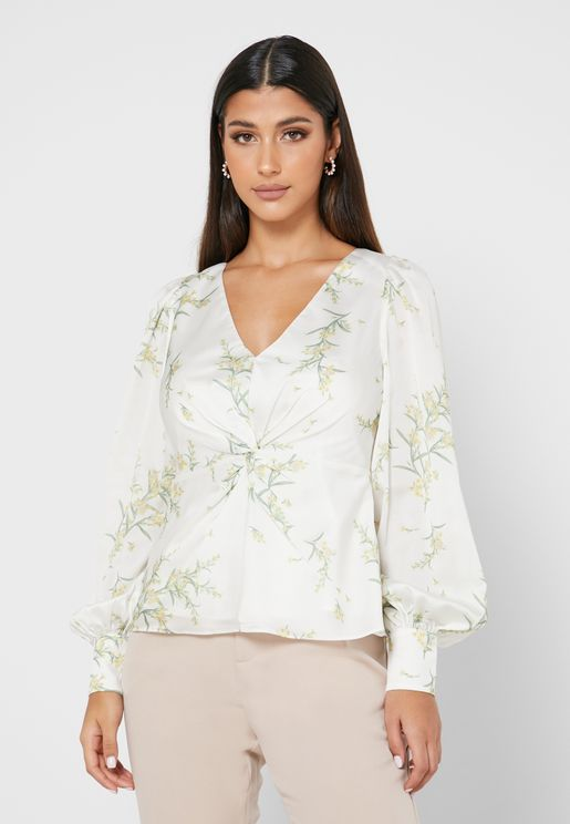 Philiis Printed Top