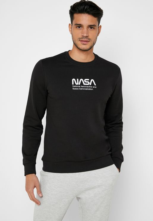 NASA License Sweatshirt