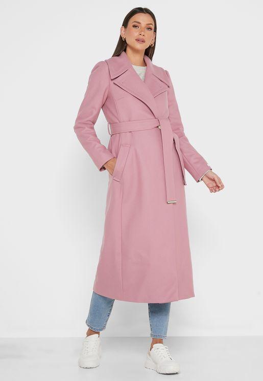 Longline Oversized Coat