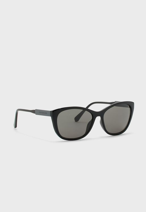 CKJ20500S Cat Eye Sunglasses