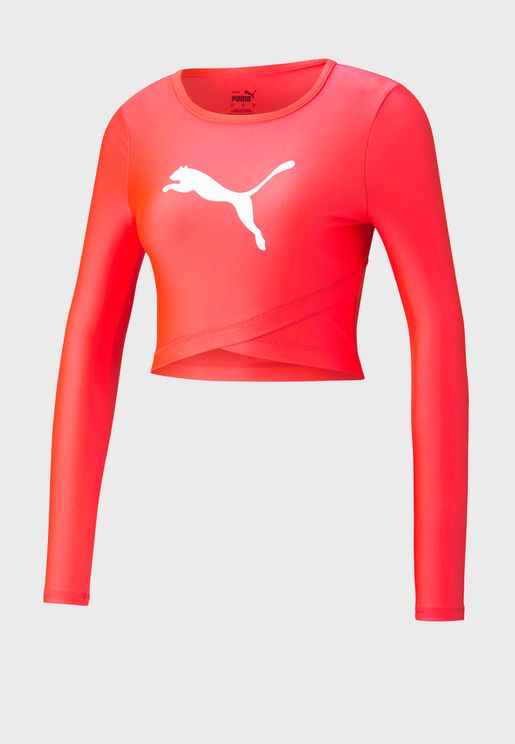 Modern Sports Cropped Top