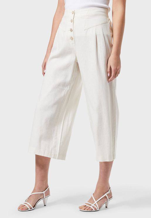 Button Down Culottes